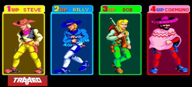 Clásico: Sunset Riders llegará a Nintendo Switch y PS4