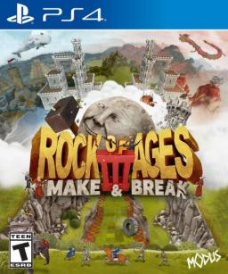 Rock of Ages 3: Make and Break
