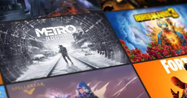 La Epic Games Store se cayó en varias partes del mundo y eso afectó a Fortnite   LevelUp