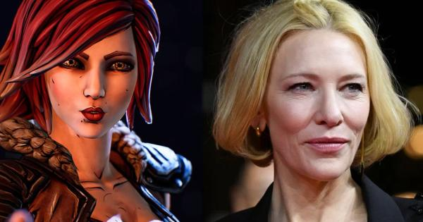 Borderlands: Cate Blanchett interpretara a importante personaje en la película del shooter   LevelUp