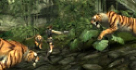 Tomb Raider: Underworld: Tiger Trailer