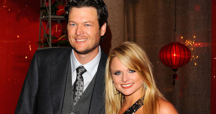 miranda and blake first started dating