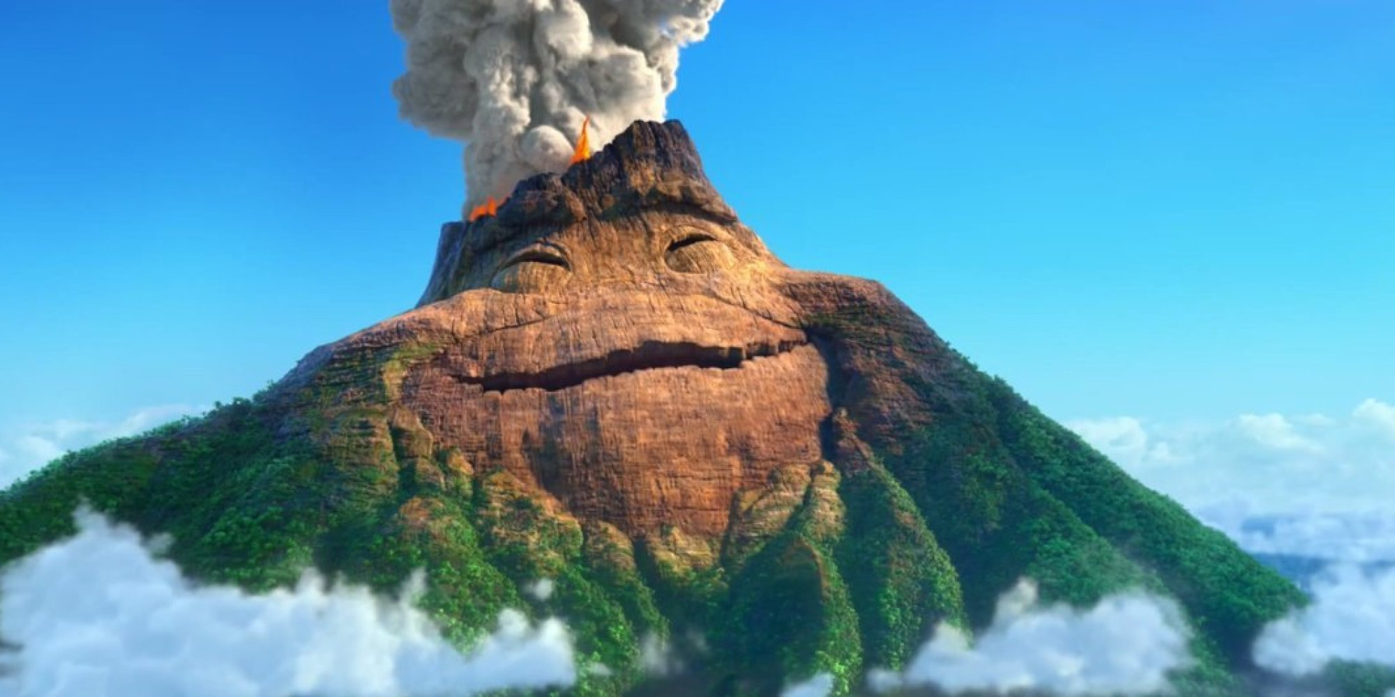 lava from inside out movie - pixar short - videos - metatube