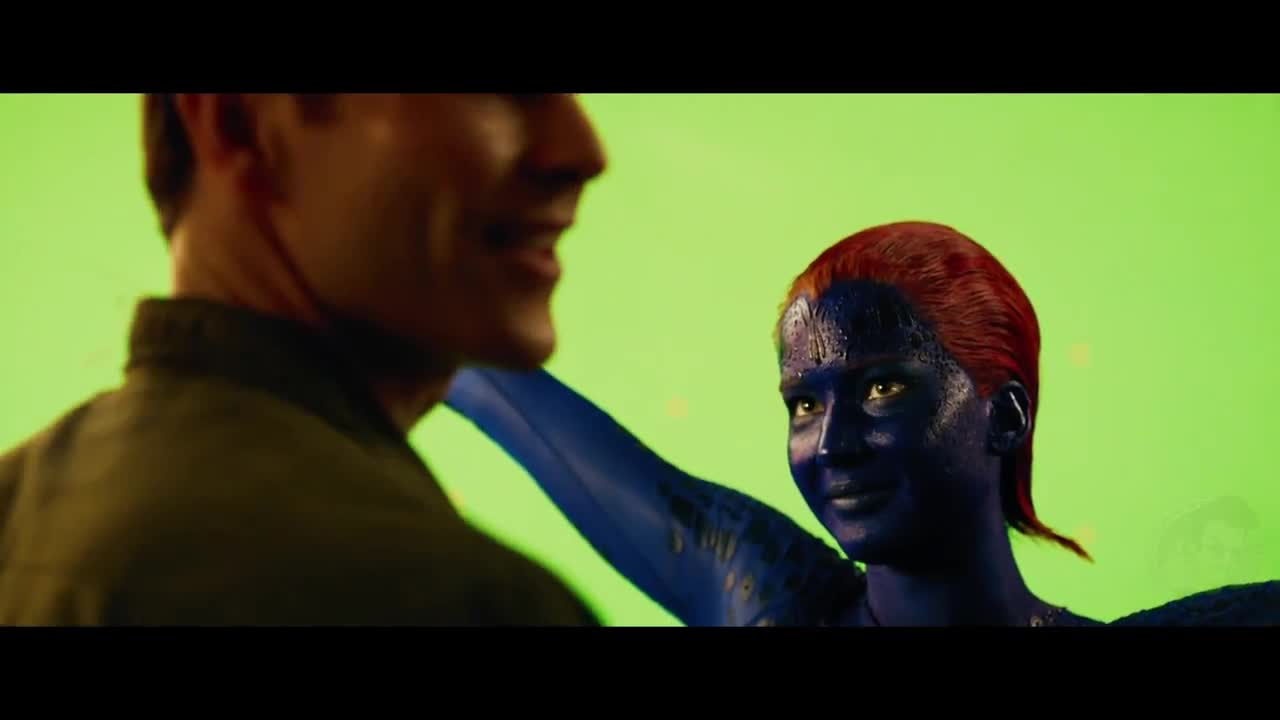 X Men Days Of Future Past Movies Bloopers Gag Reel 2014 Hd  # Muebles Lawrence