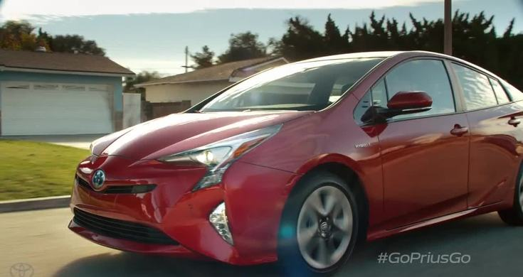 2016 prius official 2016 super bowl commercial toyota. Black Bedroom Furniture Sets. Home Design Ideas