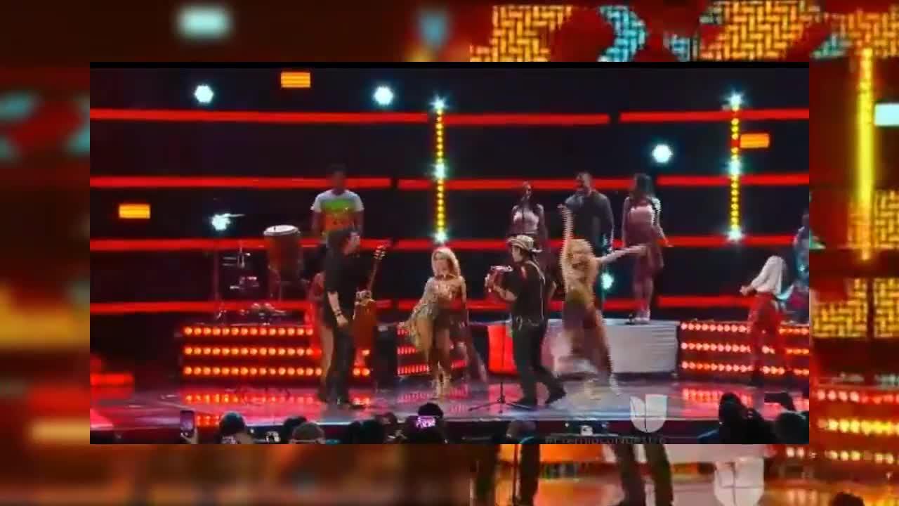Premios Billboard 2016 J Balvin Y Fuego Estrenan Dueto Nico De  # Muebles Dangond
