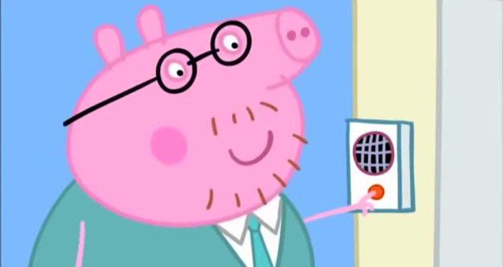 Peppa pig en la oficina de pap pig videos metatube for Xxx porno en la oficina