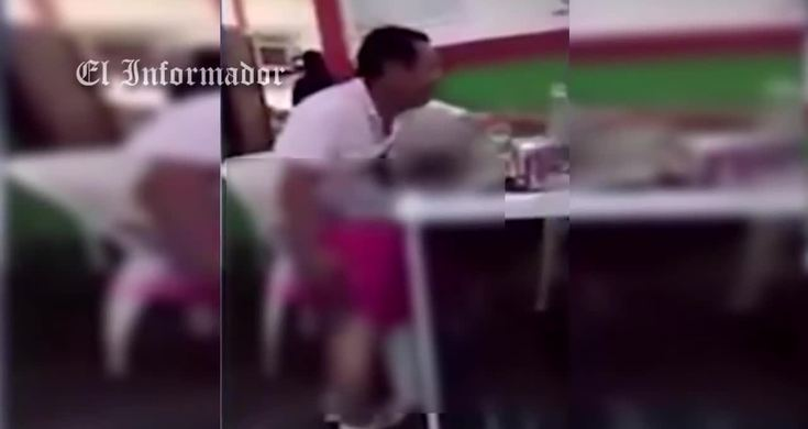 Hombre abusa de una niña en un bar de Chiapas - Videos
