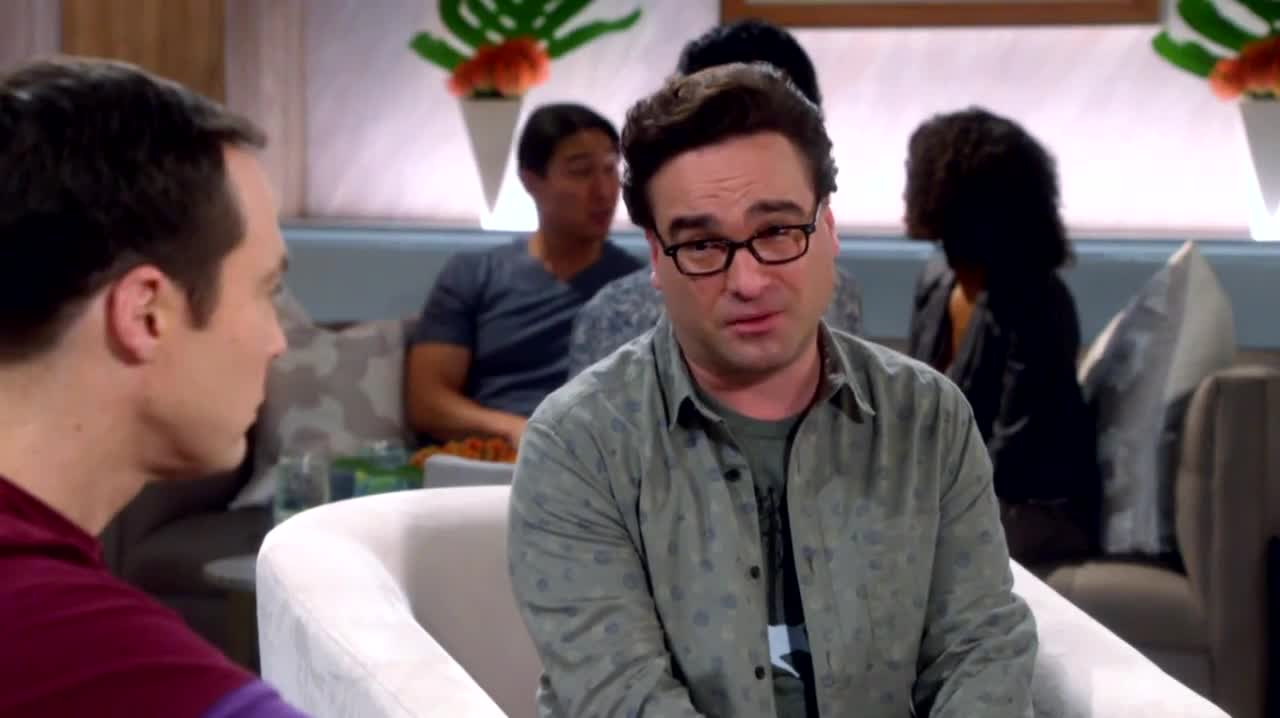 The Big Bang Theory 11×10 Promo The Confidence Erosion Videos  # Muebles Big Bang Theory