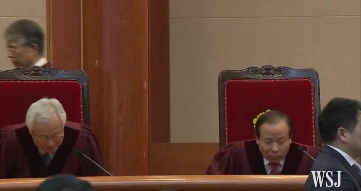 Presidente surcoreano es expulsado de la oficina for Xxx porno en la oficina