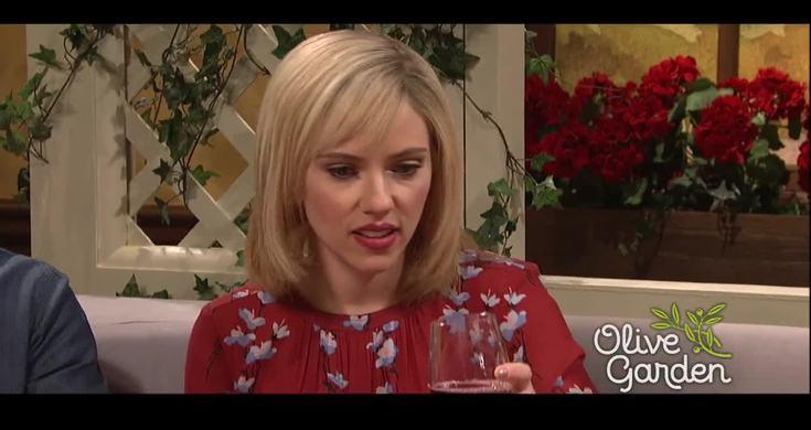 Snl Olive Garden Commercial Videos Metatube