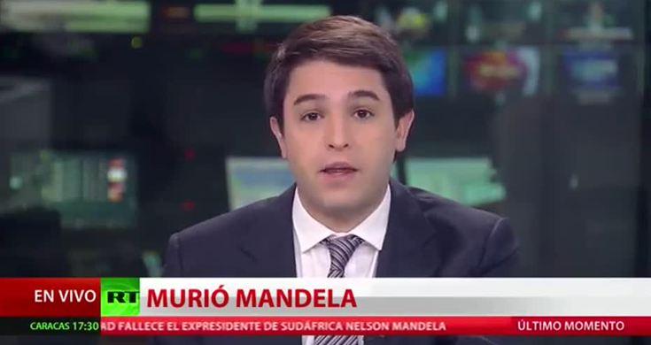 Noticias de ultimo momento fallece nelson mandela videos Noticias de ultimo momento espectaculos