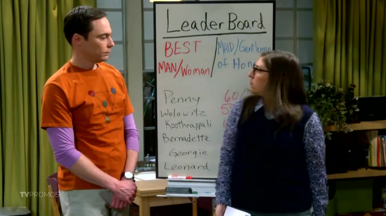 The Big Bang Theory 11×12 Promo The Matrimonial Metric Hd  # Muebles Big Bang Theory