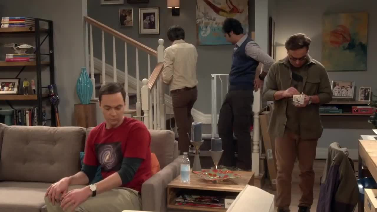 The Big Bang Theory 11×12 All Sneak Peeks The Matrimonial Metric  # Muebles Big Bang Theory