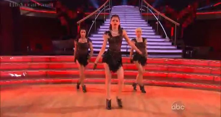 dancing with the stars 2013 female pros top 3 finalist