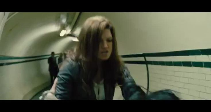 Fight Furious HD Subway Fast 2013 6 Movie  Official Clip