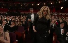 Golden Globes 2013 ADELE wins Best Original Song goes to Skyfall