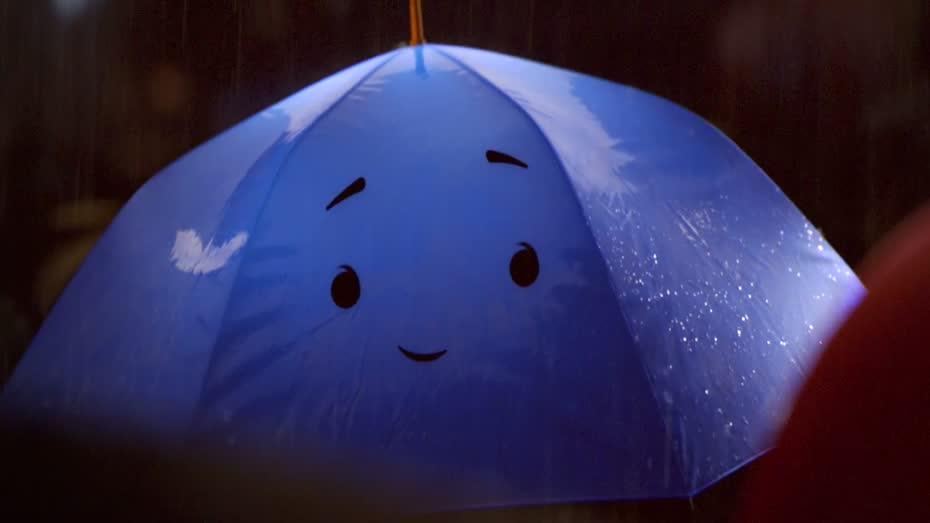 The Blue Umbrella Official Pixar Short 2013 HD