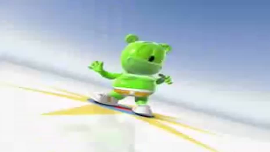 Gummy bear song gif