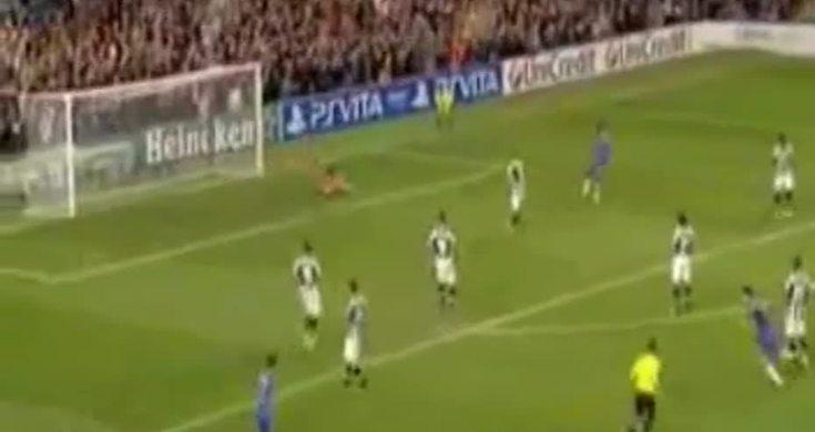 Chelsea vs Juventus 2 2 Oscar AMAZING GOAL 19092012 ...