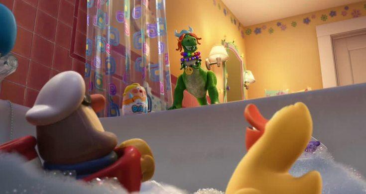 Toy story toons fiesta saurus rex latino dating - dragon ball z 190 latino dating
