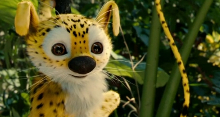Marsupilami Official US Trailer 2012 HD