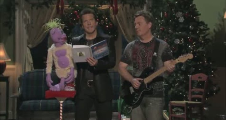 Jeff Dunham The Night Before Christmas with Peanut ...