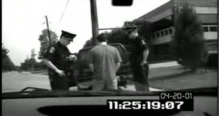 orina policía