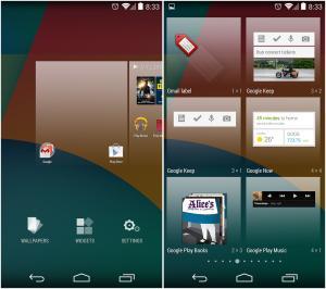 La interfaz de Android mantendrá su imagen limpia y sencilla