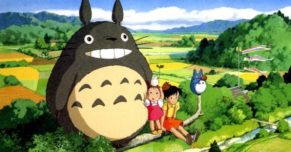 Ve el increíble tributo 3D a Hayao Miyazaki