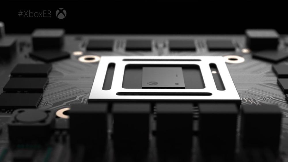 Project Scorpio será lanzado a finales de 2017, contará con 6 teraflops de potencia en su gráfica, 3GB por segundo de memoria, 8 CPU y correrá juegos en 4k de forma nativa