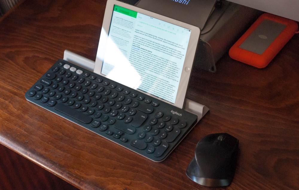 Las teclas de este teclado son silenciosos y suaves gracias al sistema PerfectStroke