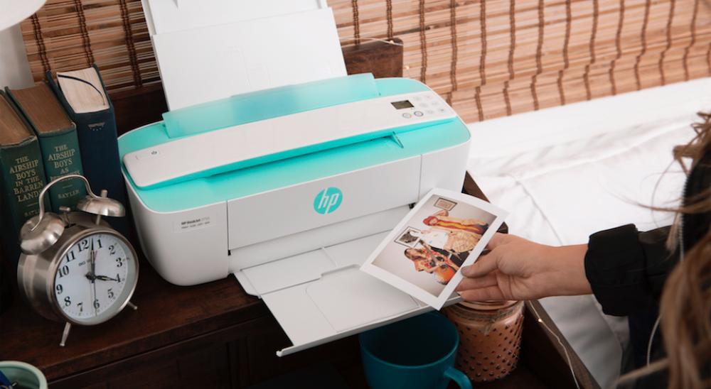 La nueva HP DeskJet Ink Advantage 3775 es la multifuncional más pequeña del  mundo