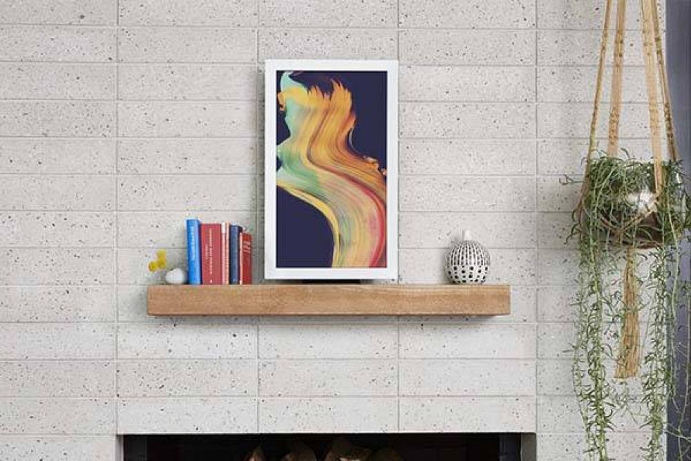 Exhibe obras de arte en tu casa de manera digital con el EO2 de ...