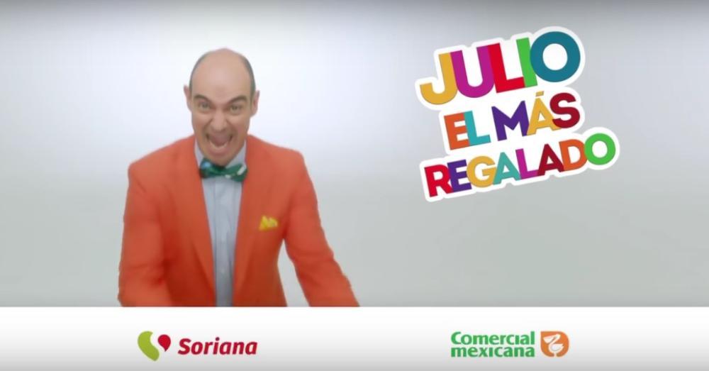 Julio Regalado es uno de los eventos de rebajas más populares de México