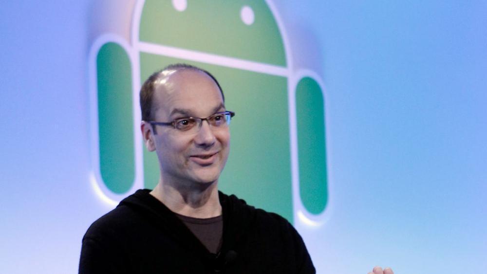 Andy Rubin, creador de Android y ex jefe del equipo de Android en Google
