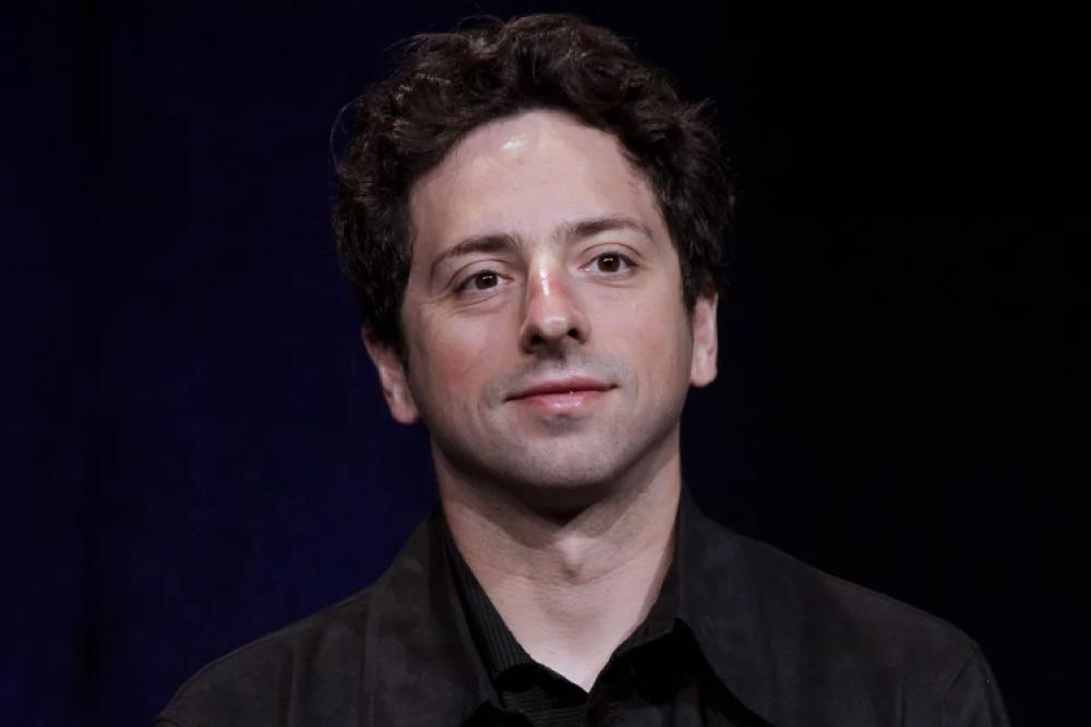 Sergey Brin, co-fundador de Google, emigró de Rusia a Estados Unidos