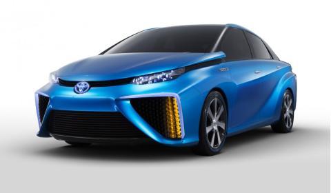 El prototipo de Toyota muestra qué tan comprometidas están algunas marcas con esta tecnología
