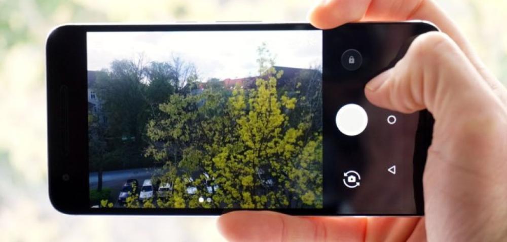 La versión 4.4 implementa otras funciones a la cámara de Android