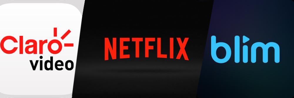 Netflix, Claro Video y Blim ocupan gran mayoría del mercado