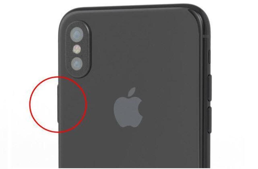 Este render indicaba que Apple podría incluir el lector de huellas en el botón de encendido