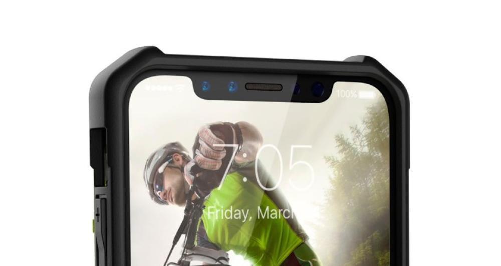Esta podria ser la forma de la pantalla del nuevo iPhone