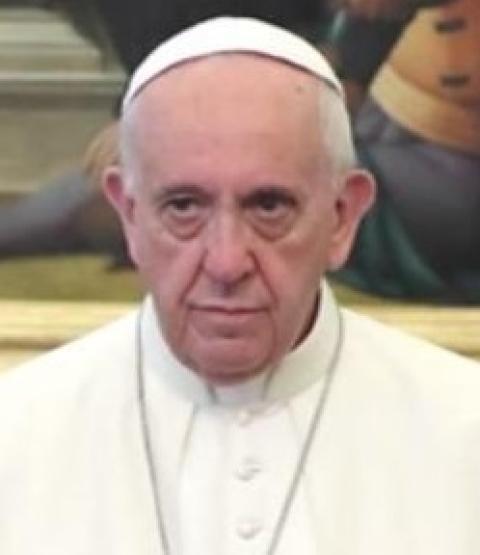El Papa Francisco claramente no apoyó a Donald Trump