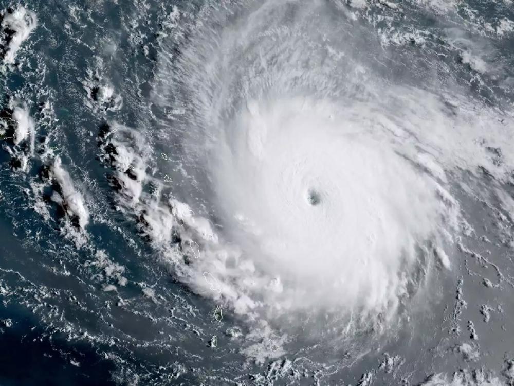 El huracán Irma afectará al menos al Caribe y al estado de Florida