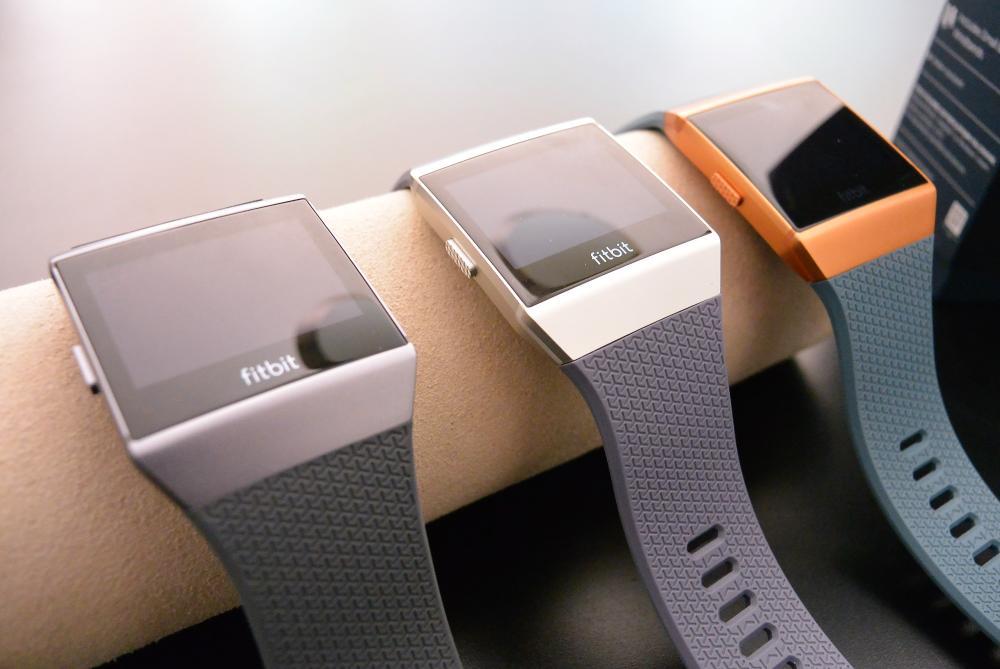 El nuevo Fitbit Ionic