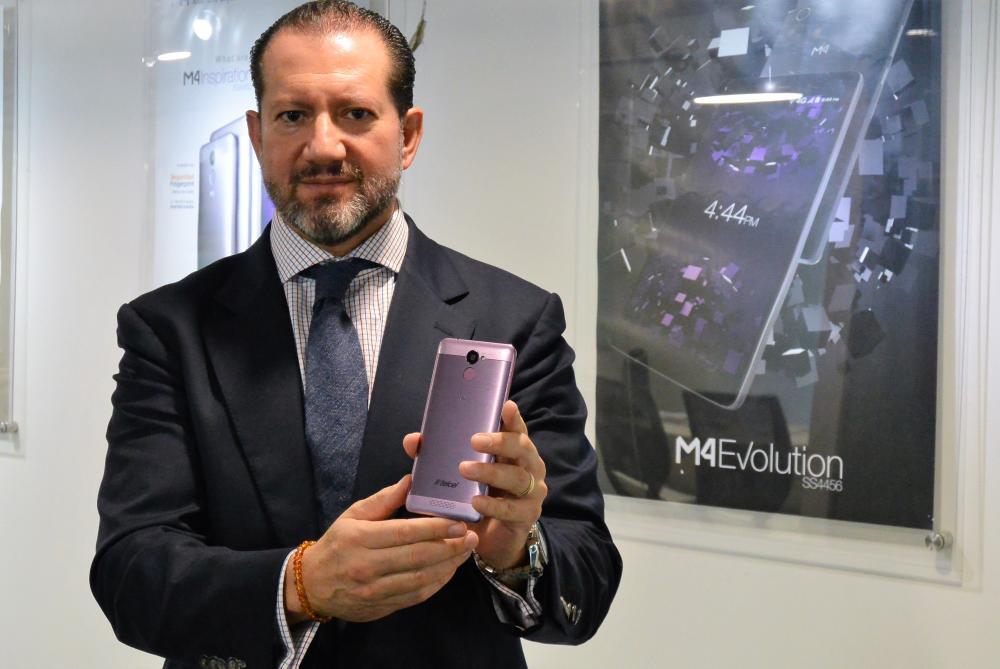 Javier de Antuñano, CEO M4Tel.