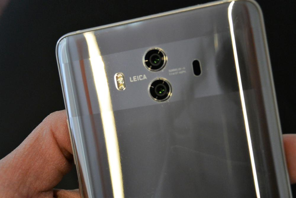 Las cámaras Leica del Huawei Mate 10.
