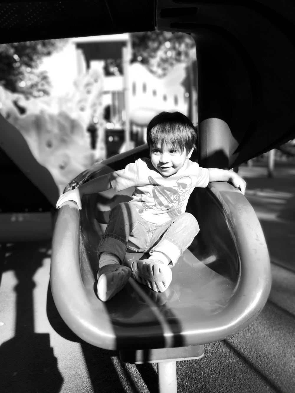 Foto con el lente monocromático, los contrastes son muy buenos.