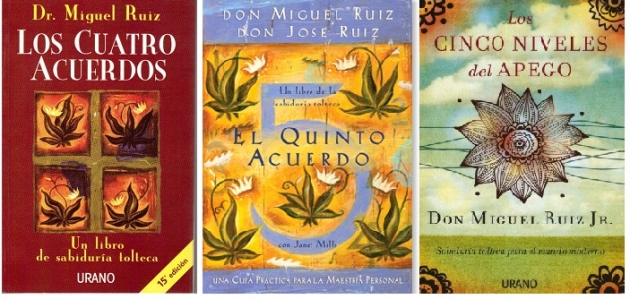 Author Don Miguel Ruiz And His Children Come Home For The Tijuana