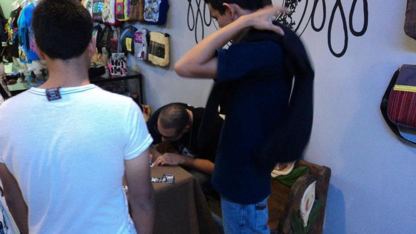 Firma de autógrafos en Aguascalientes,
